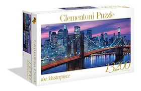 Clementoni High Quality Collection - New York (13 200 bitar)