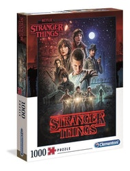 Clementoni High Quality Collection - Stranger Things (1000 bitar)
