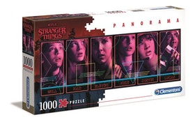 Clementoni High Quality Collection - Stranger Things Panorama (1000 bitar)