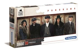 Clementoni High Quality Panorama Collection - Peaky Blinders (1000 bitar)