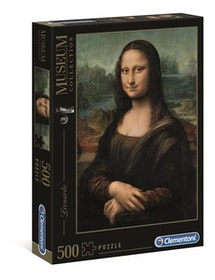 "Clementoni Museum Collection - Leonardo ""Mona Lisa"" (500 bitar)"