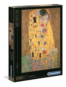 "Clementoni Museum Collection - Klint ""The Kiss"" (1000 bitar)"