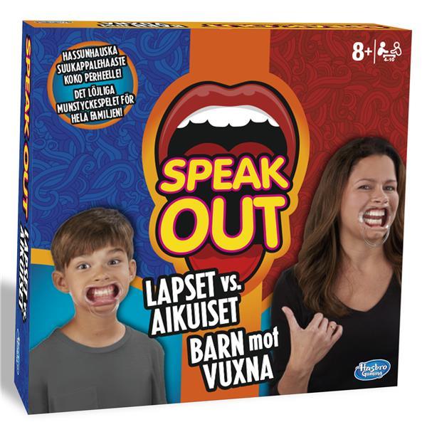 Speak Out Kids vs. Parents (SE/FI)