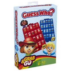 Guess Who Grab And Go - resespel