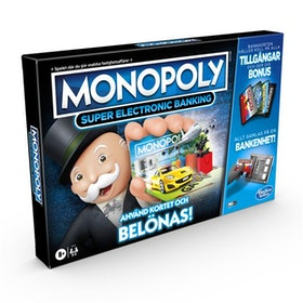 Monopoly Super Electronic Banking (SE)
