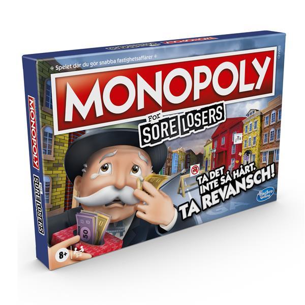 Monopoly Sore Losers Edition (SE)