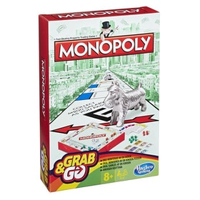Monopoly Grab And Go - Resespel