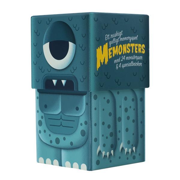 Memonsters (Memoryspel)
