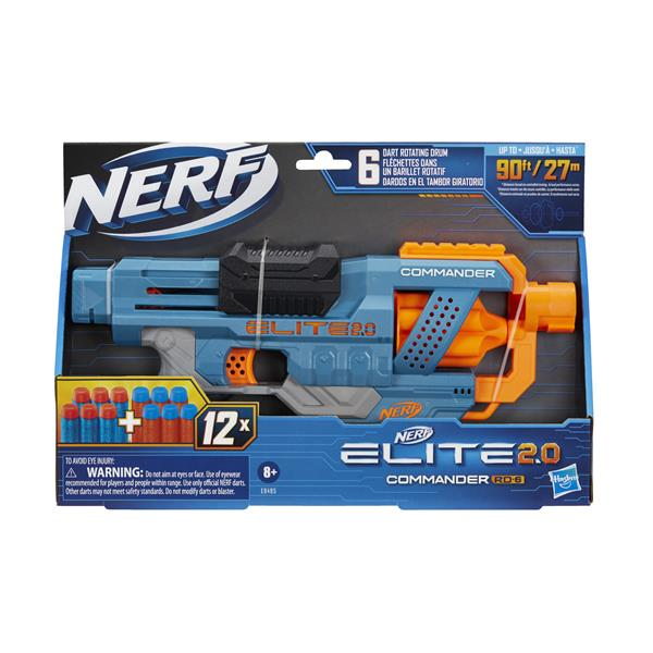 NERF N-Strike Elite 2.0 Commander RC-6