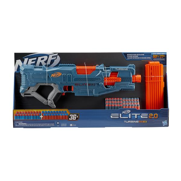 NERF N-Strike Elite 2.0 Turbine CS-18