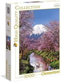 Clementoni High Quality Collection - Fuji Mountain (1000 bitar)