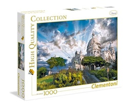 Clementoni High Quality Collection - Montmartre (1000 bitar)