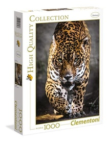 Clementoni High Quality Collection - Walk of The Jaguar (1000 bitar)