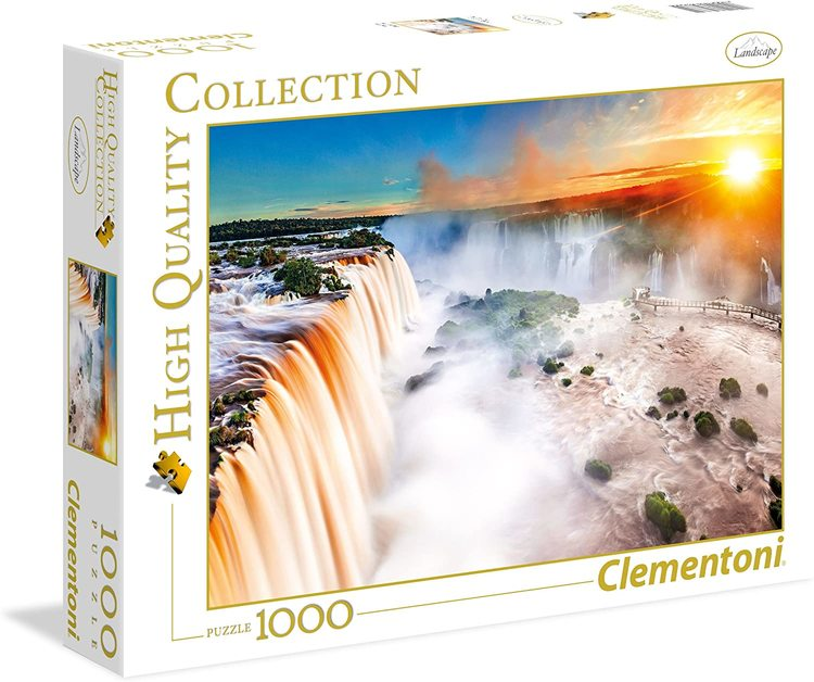 Clementoni High Quality Collection - Waterfall (1000 bitar)