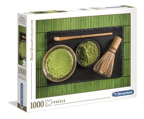 Clementoni High Quality Collection - Matcha Tea (1000 bitar)