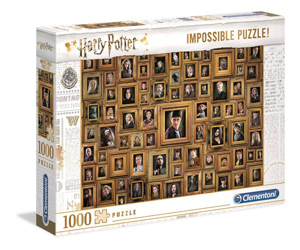 Clementoni Impossible Collection - Harry Potter (1000 bitar)