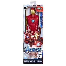 Hasbro Marvel Avengers Titan Hero Iron Man