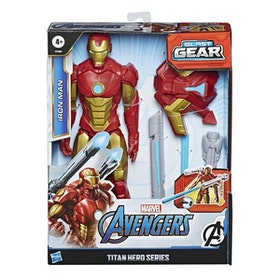 Hasbro Marvel Avengers Titan Hero Blast Gear Iron Man