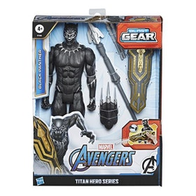 Hasbro Marvel Avengers Titan Hero Blast Gear Black Panther