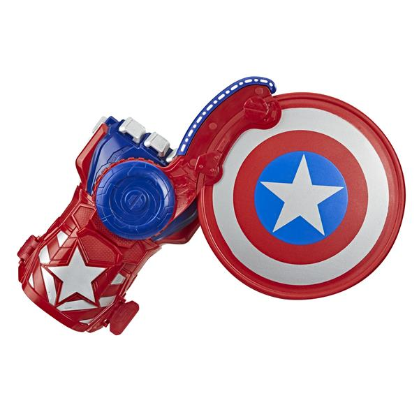 Hasbro Marvel Avengers NERF Power Moves Captain America