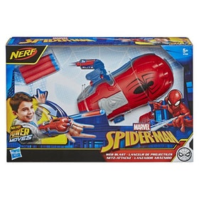 Marvel Spiderman NERF Power Moves Launcher