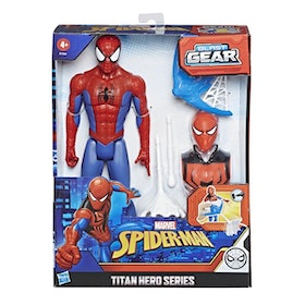 Marvel Spiderman Titan Hero Blast Gear Actionfigur