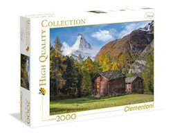 Clementoni High Quality Collection - Fascination With Matterhorn (2000 bitar)