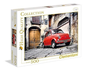 Clementoni High Quality Collection - Cinquecento (500 bitar)
