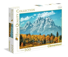 Clementoni High Quality Collection - Grand Teton In Fall (500 bitar)