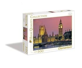 Clementoni High Quality Collection - London (500 bitar)