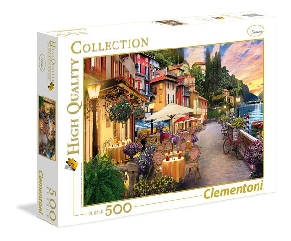 Clementoni High Quality Collection - Monte Rosa Dreaming (500 bitar)