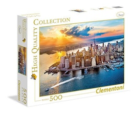 Clementoni High Quality Collection - New York (500 bitar)