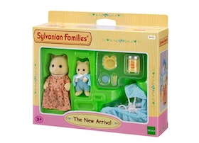 Sylvanian Families The New Arrival 5433