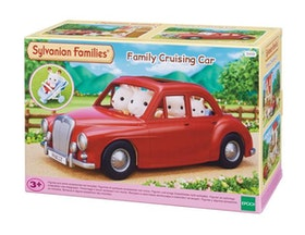 Sylvanian Families Family Cruising Car 5448