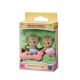 Sylvanian Families Striped Cat Twins 5429