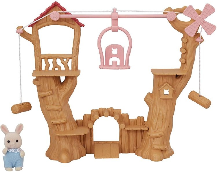 Sylvanian Families Baby Ropeway Park 5452