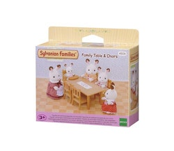 Sylvanian Families Family Table & Chairs 4506