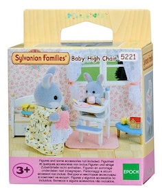 Sylvanian Families Baby High Chair 5221