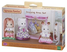 Sylvanian Families Dressing Area Set 5236