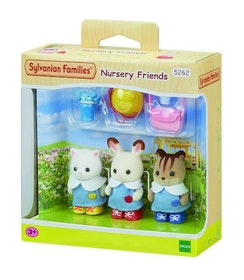 Sylvanian Families Nursery Friends 5262