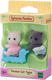 Sylvanian Families Persian Cat Twins 5457