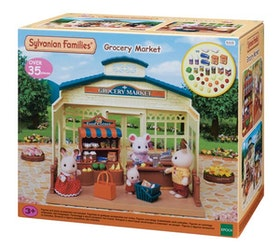 Sylvanian Families Grocery Market 5315