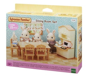 Sylvanian Families Dining Room Set 5340