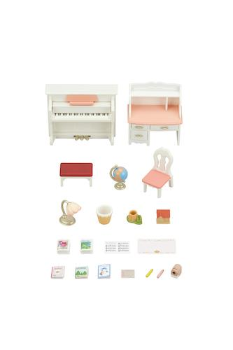 Sylvanian Families Piano & Desk Set 5284