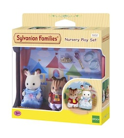 Sylvanian Families Nursery Play Set 5102