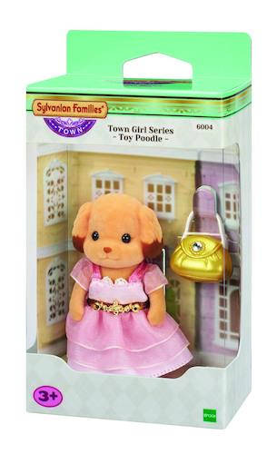 Sylvanian Families Town Series Toy Poodle Girl 6004