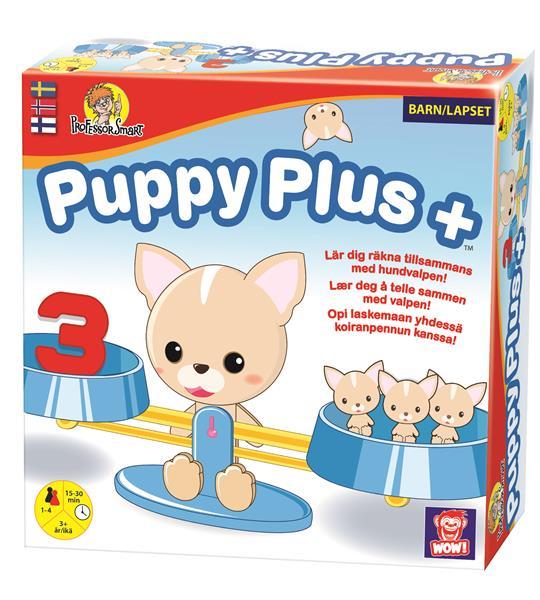 Puppy Plus + (SE)