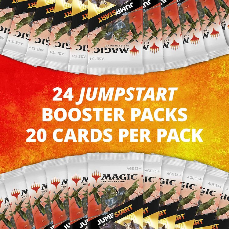 Magic The Gathering Jumpstart (24 booster)