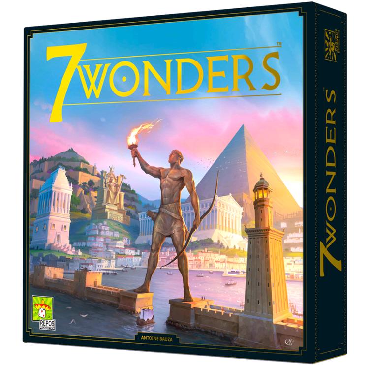 7 Wonders (2nd edition) - Skandinaviskt