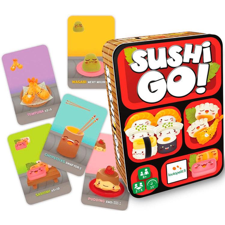 Sushi Go (Nordisk)